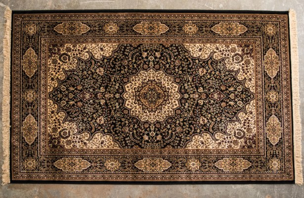 Elaina Mariel Beige/Brown Area Rug