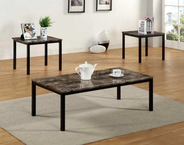 Elder 3 Piece Coffee Table Set