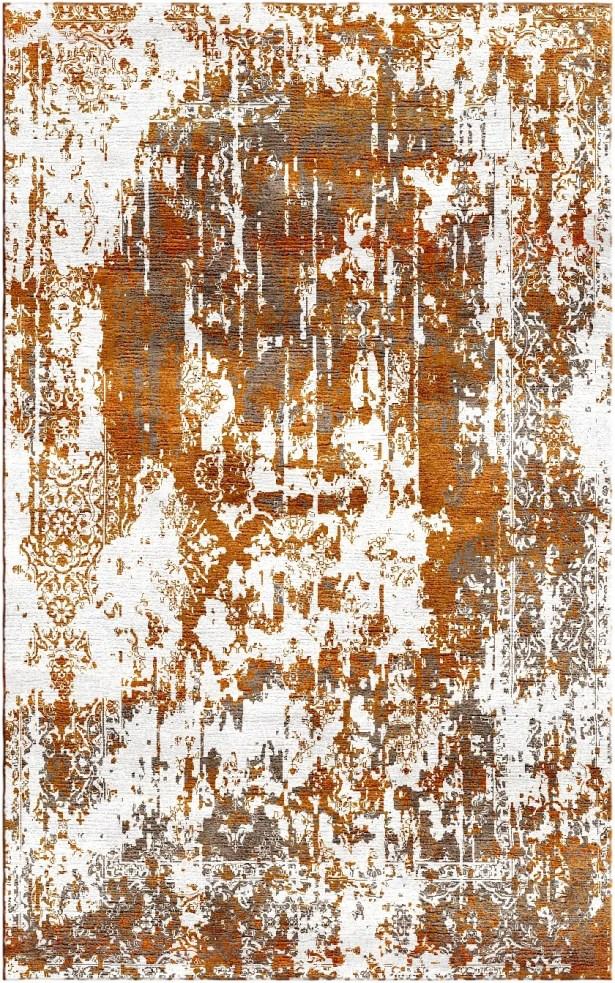 Aliza Handloom Brown Area Rug Rug Size: Rectangle 6' x 9'