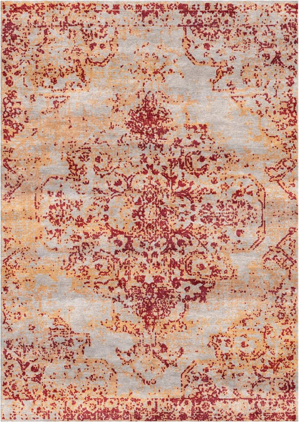 Aliza Handloom Red Area Rug Rug Size: Rectangle 9' x 12'
