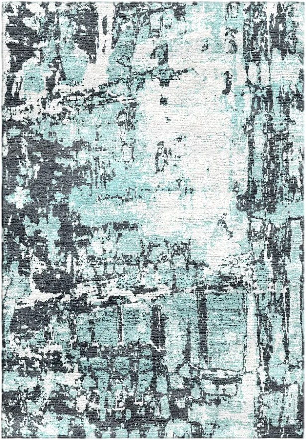 Ashford Handloom BlueArea Rug Rug Size: Square 9'