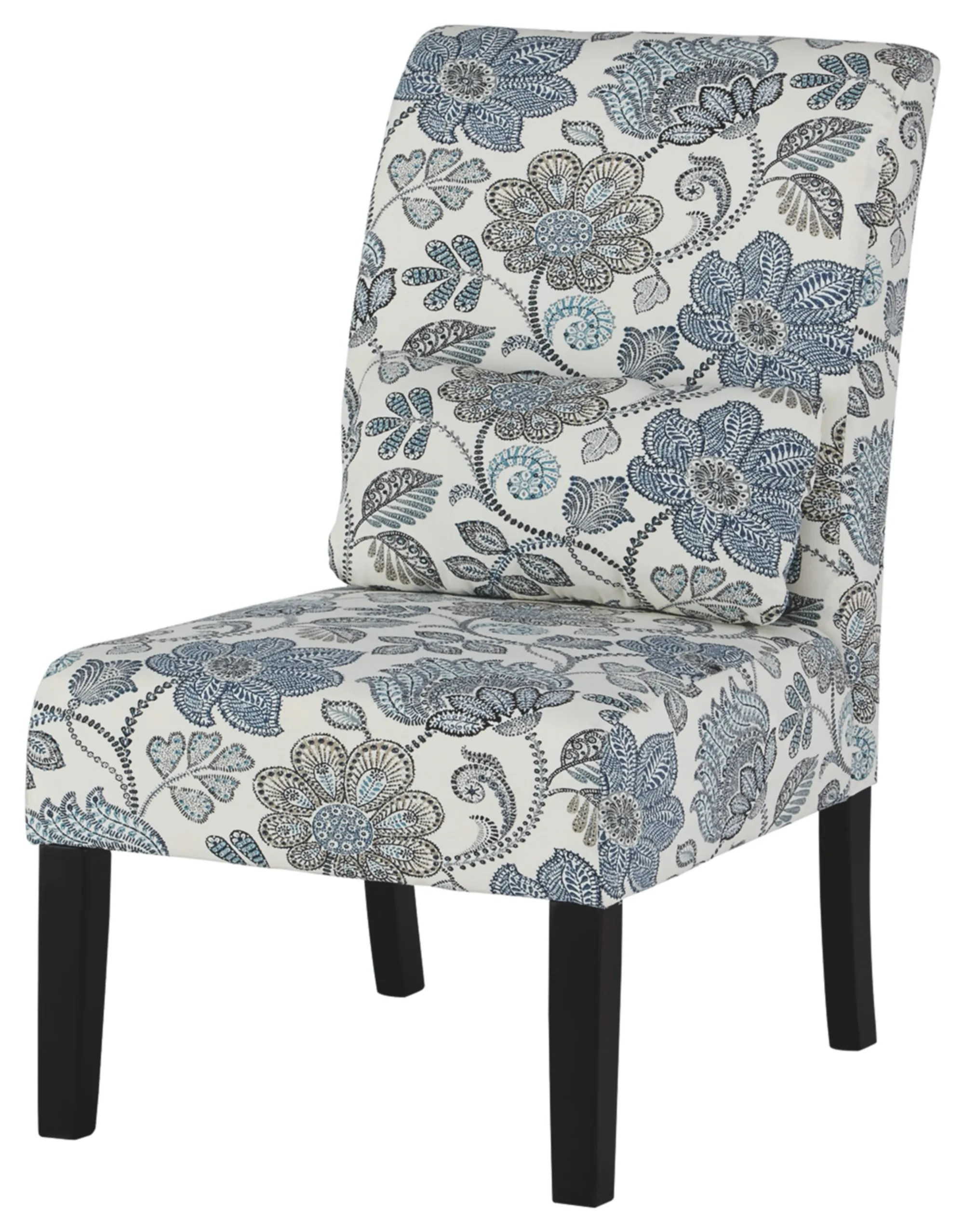 Blue Slipper Chair Accent Chairs Peachstone Slipper Chair June 2019