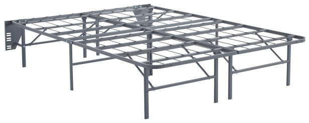 Gabriela Boxspring Foundation Bed Riser Size: Queen