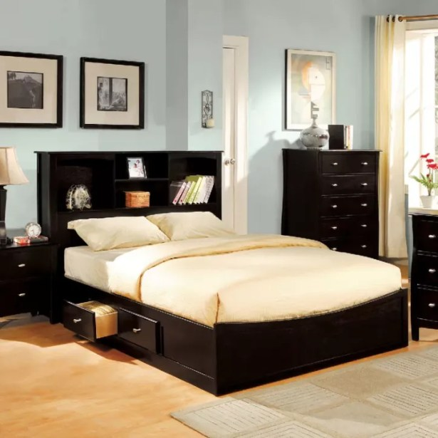 Wilbur Storage Platform Bed Size: Full