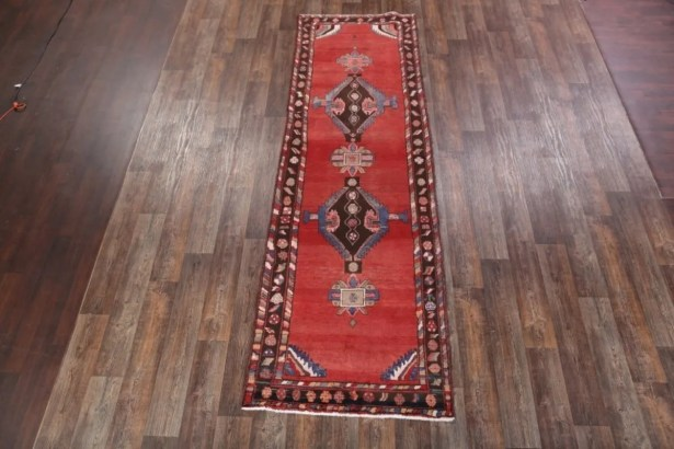One-of-a-Kind Mccaw Malayer Classical Persian Hand-Knotted 3'11