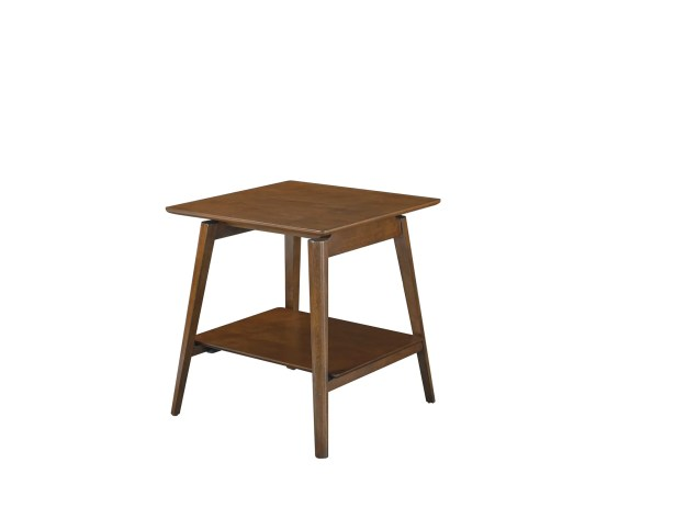 Barbosa End Table with Storage