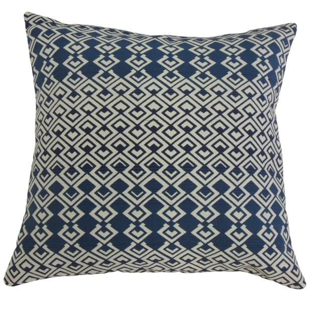 Shoshana Geometric Pillow Size: 24