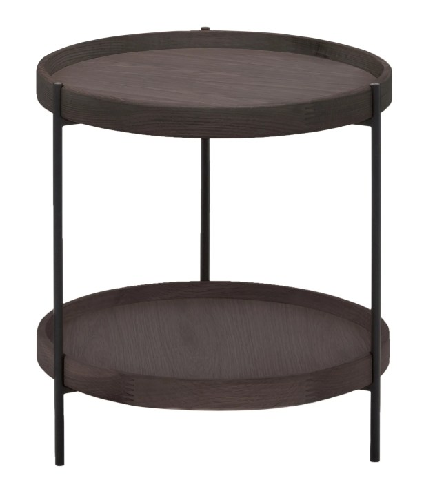 Sage End Table Color: Black Ash