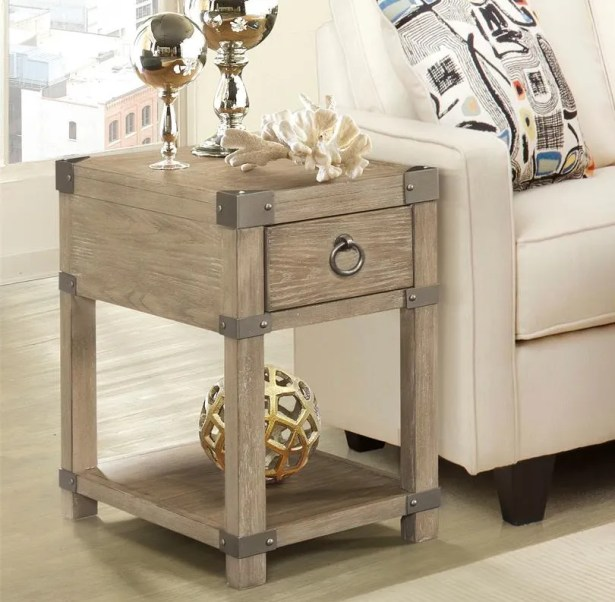 Walden End Table