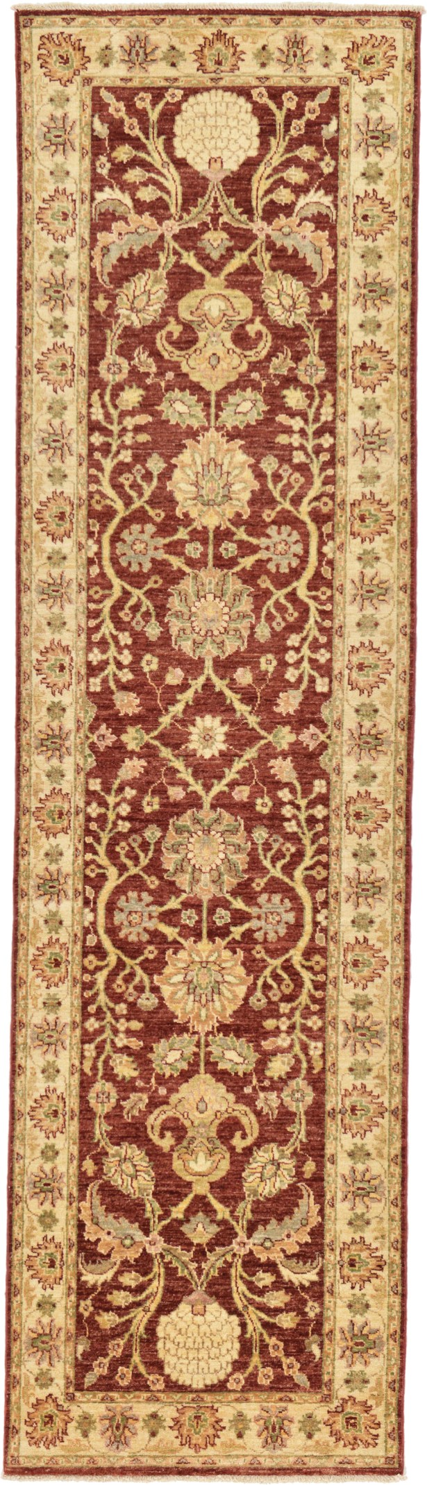 One-of-a-Kind Huntingdon Runner Hand-Knotted  2'7