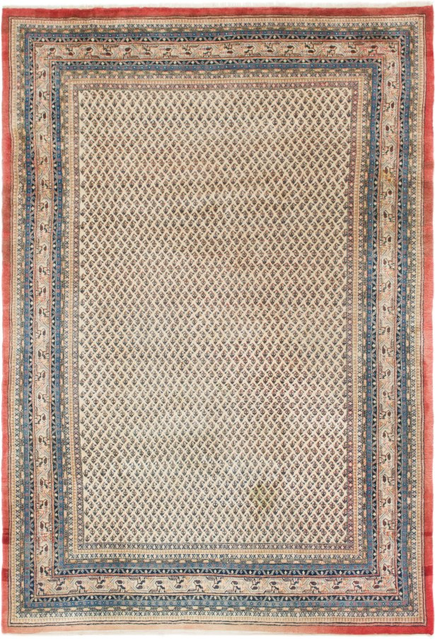One-of-a-Kind Ilford Hand-Knotted Wool Beige/Brown Area Rug