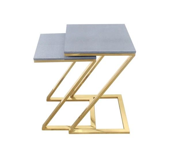 Rebekah 2 Piece Nesting Tables