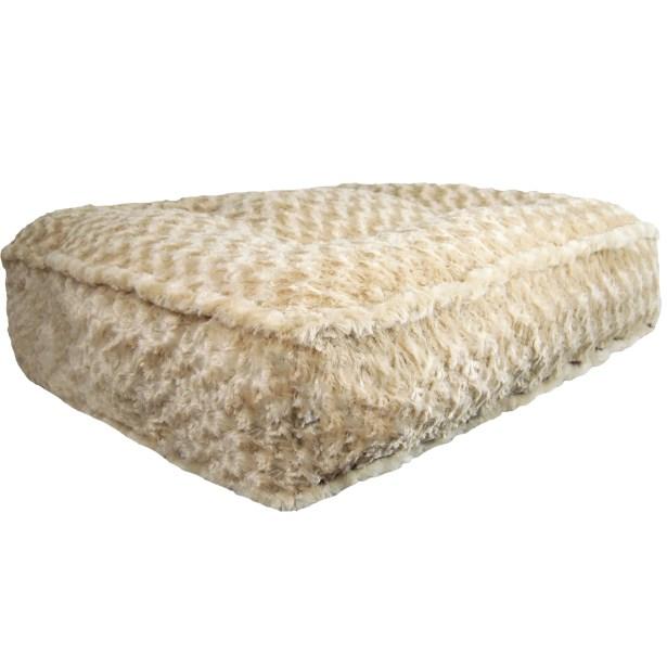 Aparicio Rectangle Dog Bed Pillow Size: Large (46