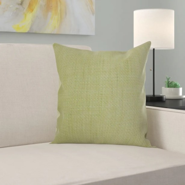Eila Solid Pillow Size: 24