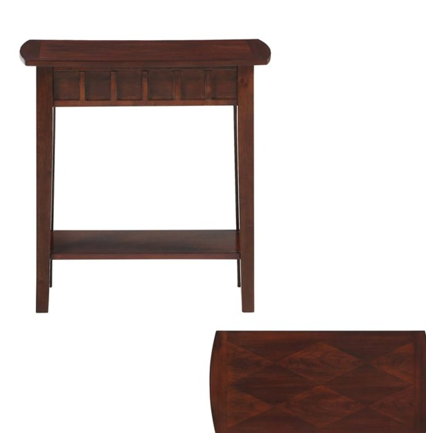 Bolander End Table Color: Espresso
