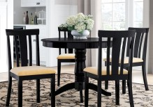 Dining Table Sets Oneill Modern 5 Piece Wood Dining Set