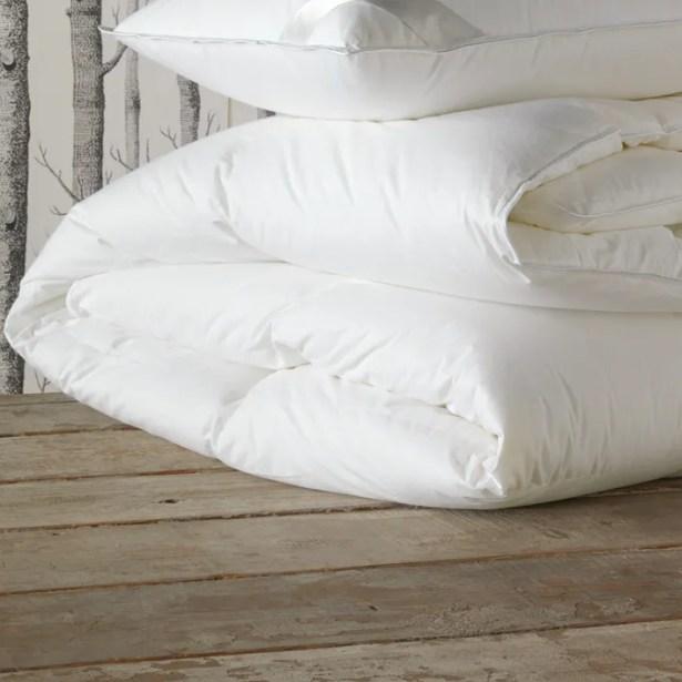 Celesta Luxe Lightweight Down Comforter Size: Super King