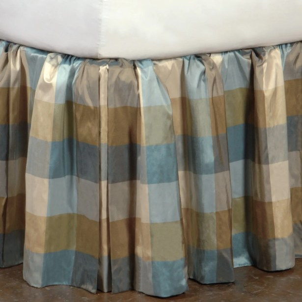 Kinsey Beckford Bed Skirt Size: Daybed