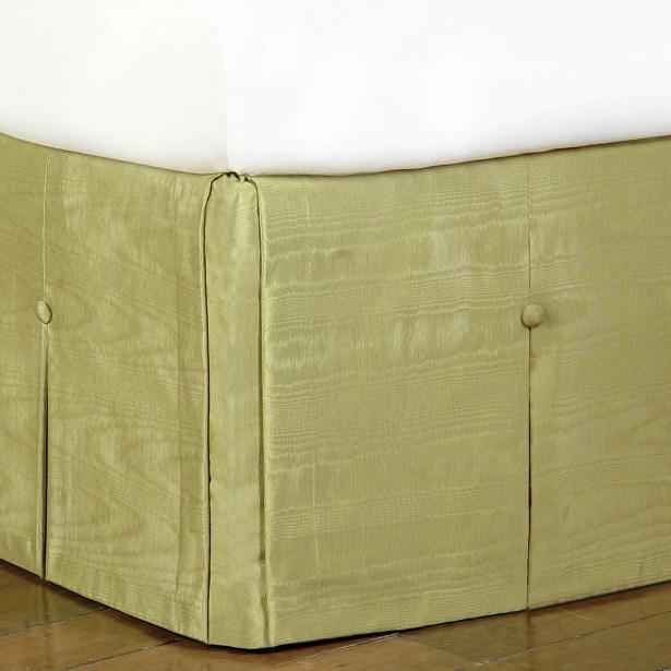 Bradshaw Cotton Bed Skirt Size: Super King
