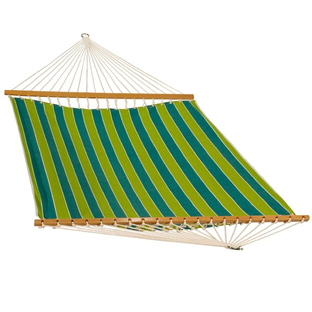 Polyester Tree Hammock Color: Wickenburg Teal, Size: 1