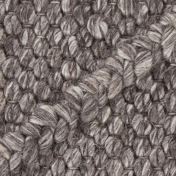 Arend Textured Contemporary Charcoal Area Rug Rug Size: 5' x 7'6