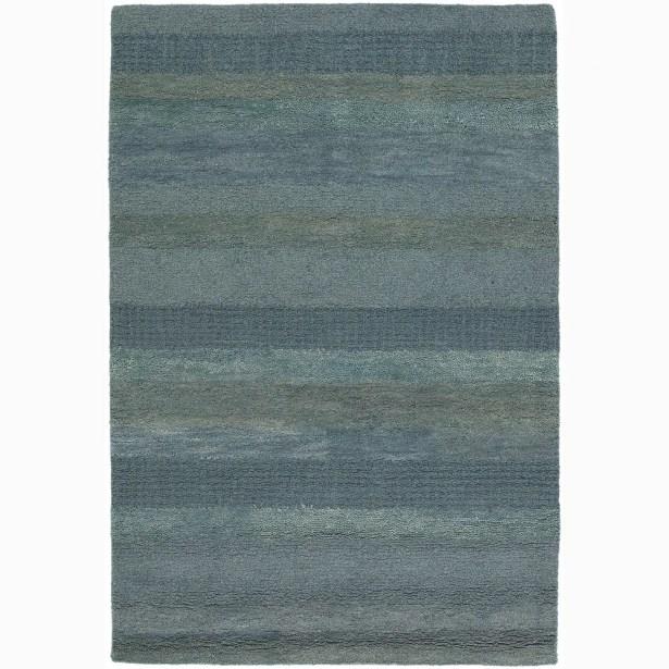 Kha Stripe Rug Rug Size: Rectangle 7'9