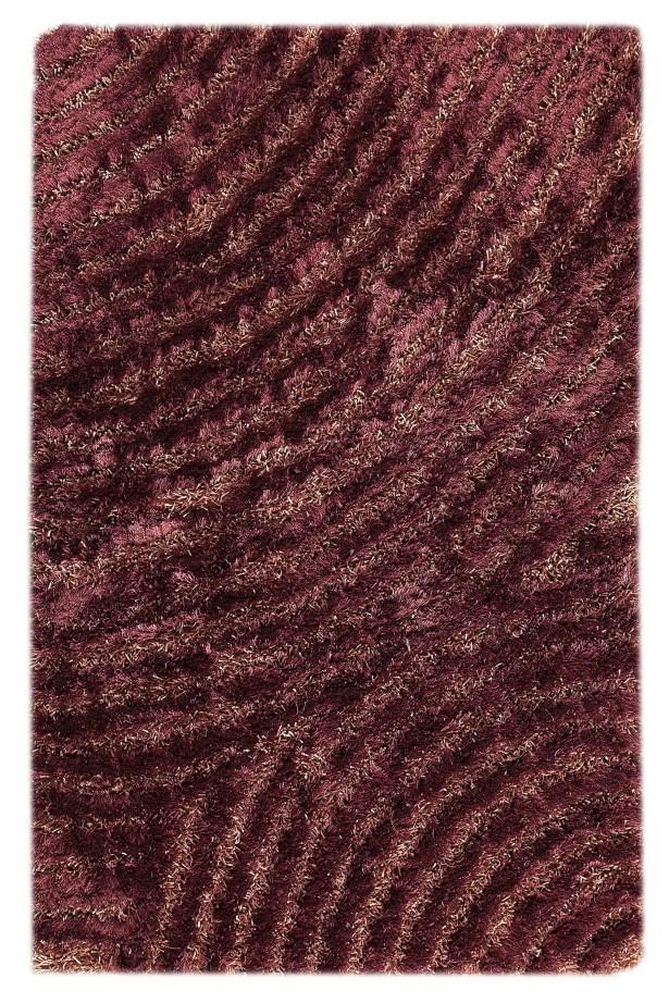 Liverpool Purple Area Rug Rug Size: Rectangle 5'2