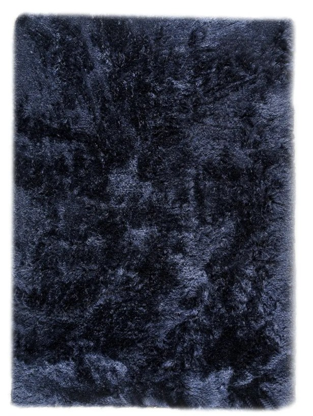 Hoisington Hand-Woven Navy Area Rug Rug Size: Rectangle 6'6