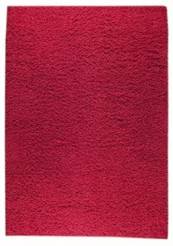Hoeft Red Rug Rug Size: Rectangle 3' x 5'4