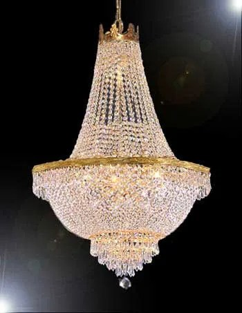 Locklin 14-Light Chandelier