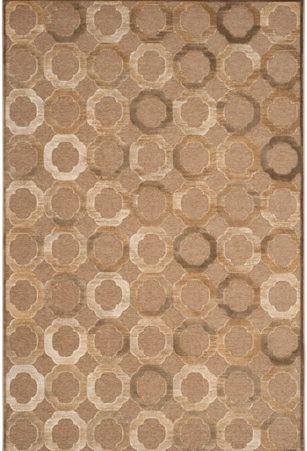 Martha Stewart Camel Area Rug Rug Size: Rectangle 3'3