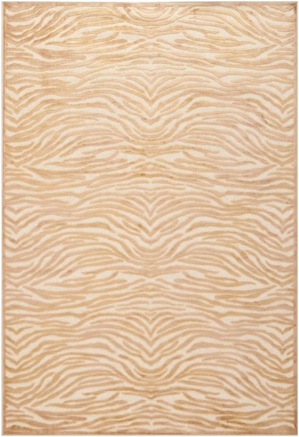 Martha Stewart Taupe / Cream Area Rug Rug Size: Rectangle 8' x 10'