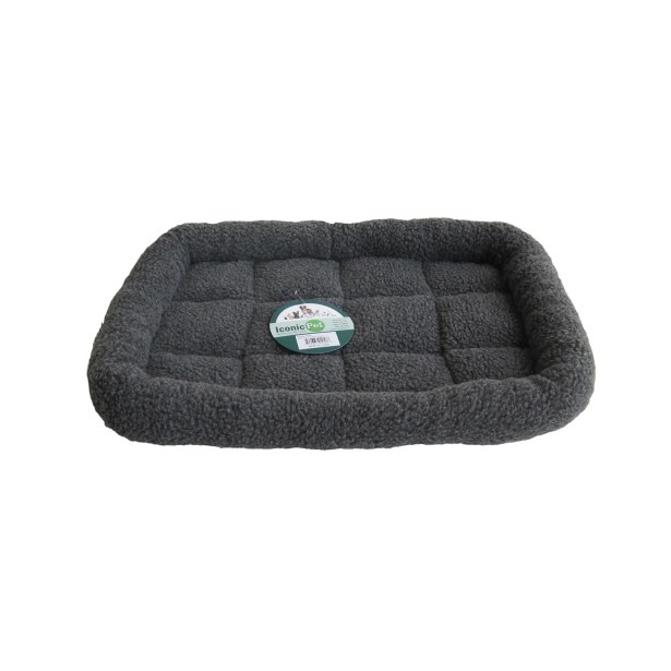 Premium Synthetic Sheepskin Handy Bed Size: Large - 30