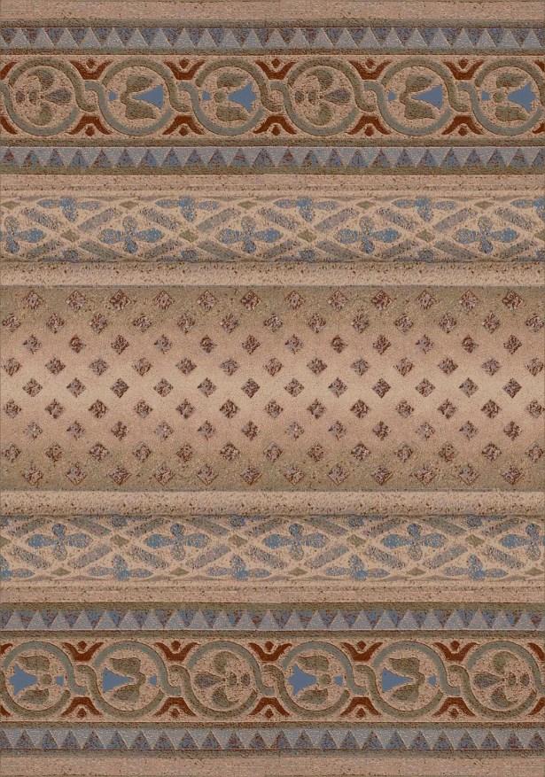 Signature Mohavi Sandstone Folk/Tribal Area Rug Rug Size: Rectangle 10'9