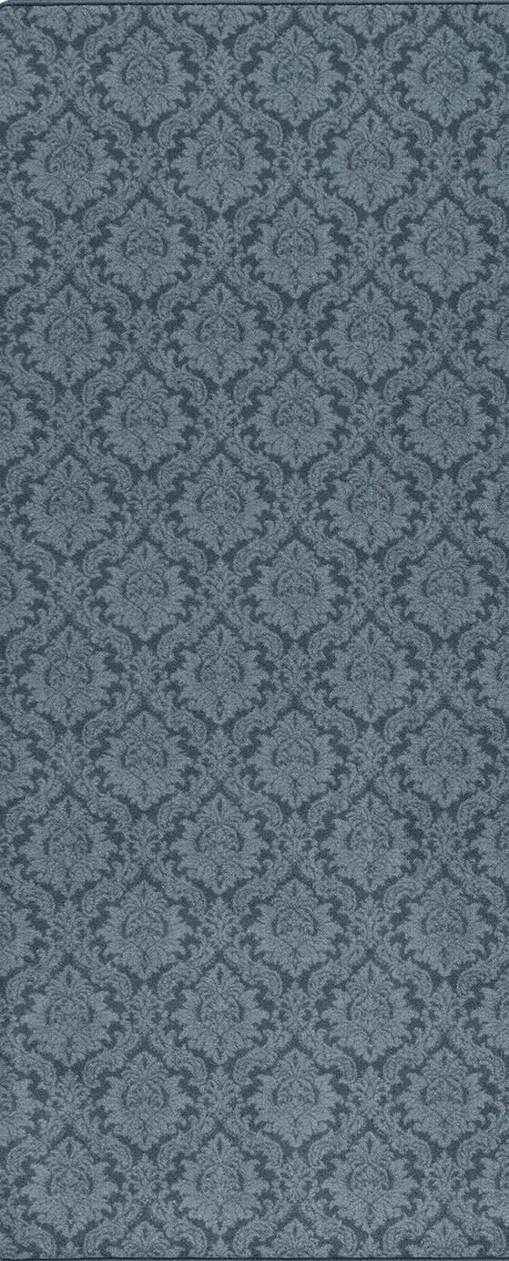 Tinsman Regal Blue Area Rug Rug Size: Runner 2'1