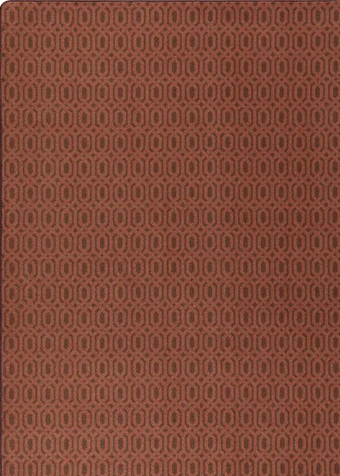 Broom Brown Area Rug Rug Size: Rectangle 5'4