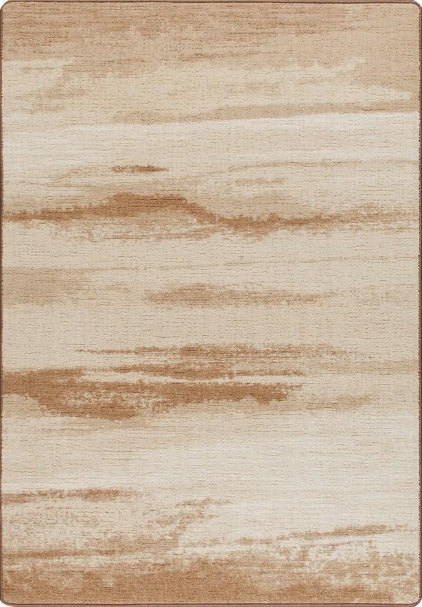 Mix and Mingle Desert Sand Cloudbreak Rug Rug Size: Rectangle 5'4