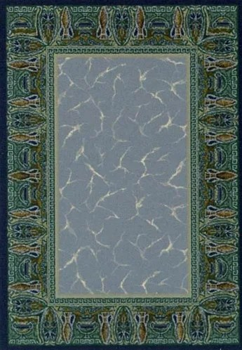 Innovation Sapphire Isis Area Rug Rug Size: Rectangle 5'4
