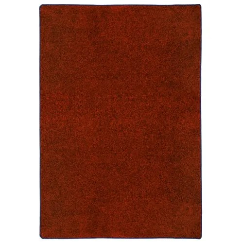 Modern Times Harmony Tapestry Red Area Rug Rug Size: Rectangle 3'10