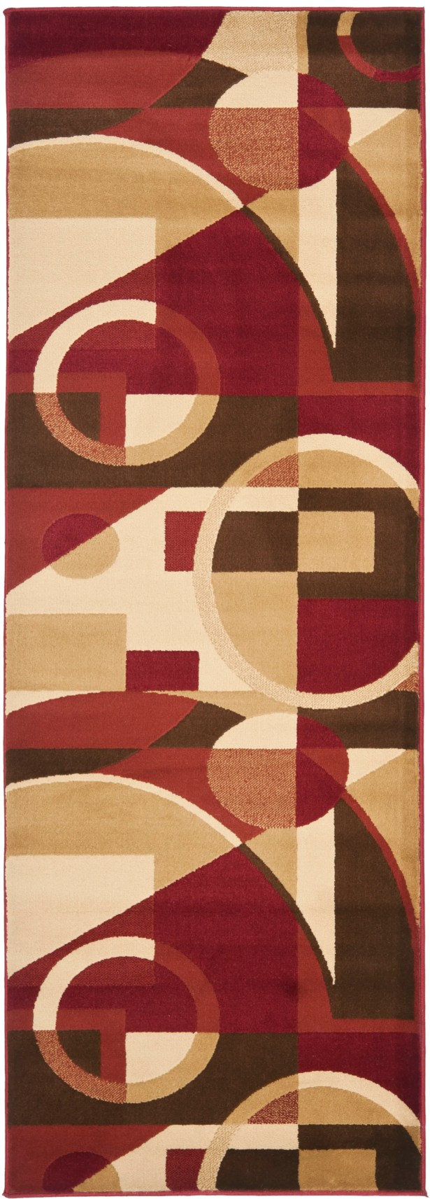Charis Woven Area Rug Rug Size: Runner 2'4
