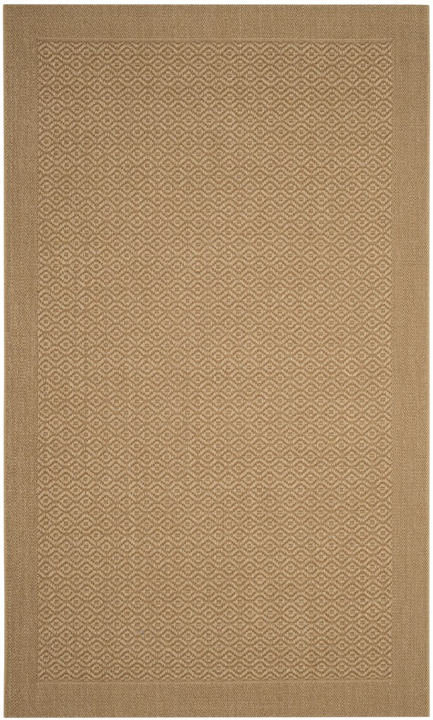 Wyckhoff Brown Area Rug Rug Size: Rectangle 4' x 6'