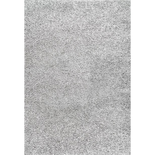 Honey Silver Area Rug Rug Size: Rectangle 6'7