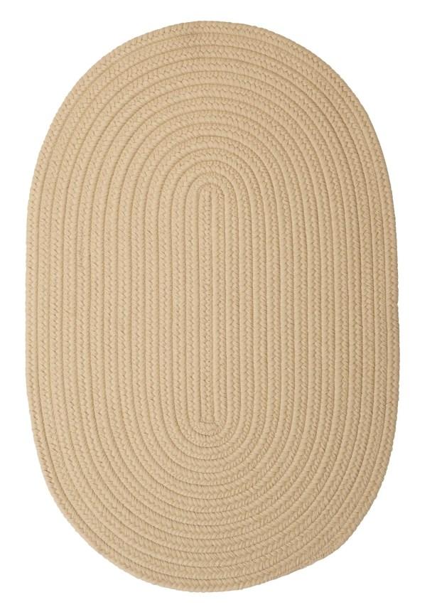 Mcintyre Linen Outdoor Area Rug Rug Size: Oval 10' x 13'