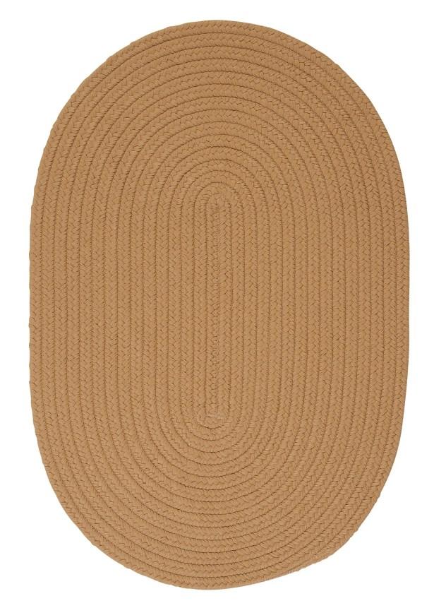 Mcintyre Topaz Indoor/Outdoor Area Rug Rug Size: Oval 3' x 5'