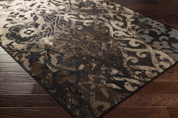 Clearview Beige Area Rug Rug Size: Rectangle 6'7