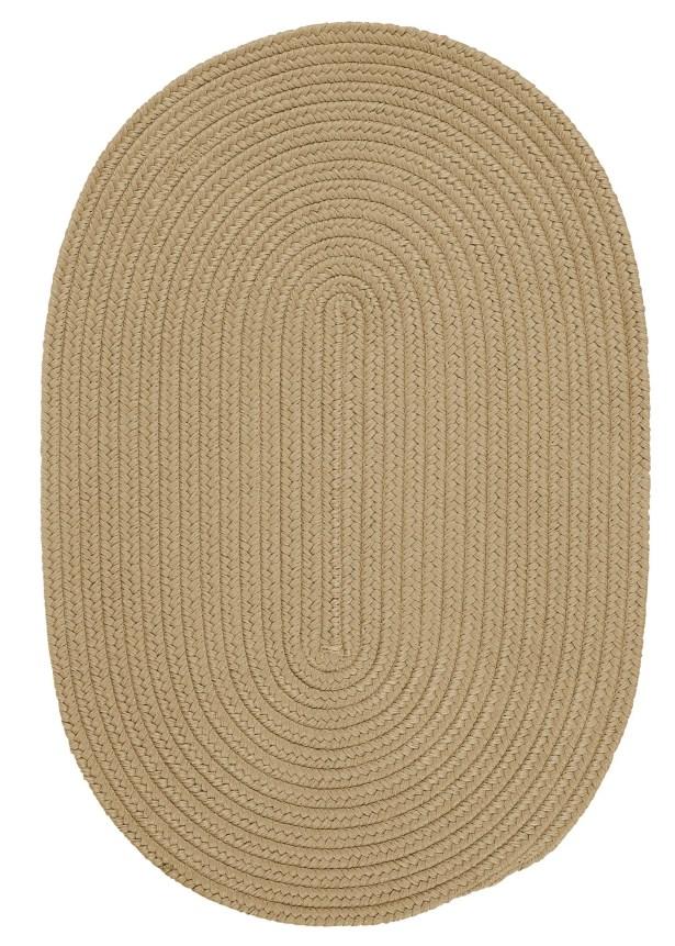 Mcintyre Cuban Sand Indoor/Outdoor Area Rug Rug Size: Oval Runner 2' x 10'