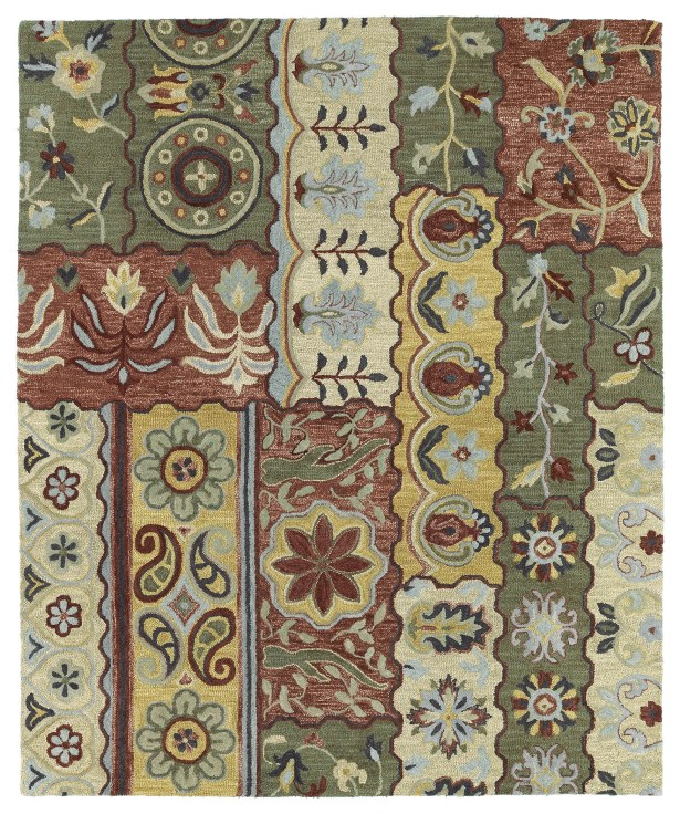Kendal Area Rug Rug Size: Rectangle 5' x 7'6