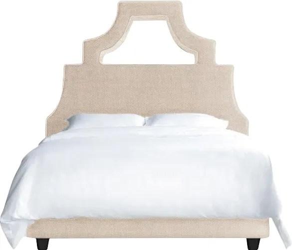 Natalie Upholstered Platform Bed Size: Full