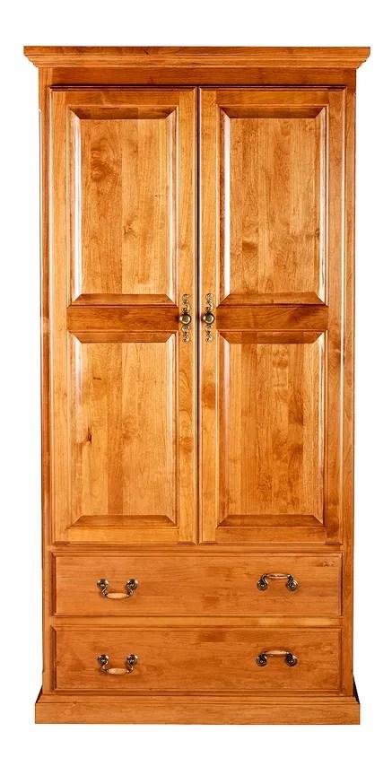 Mora Armoire Finish: Golden Oak