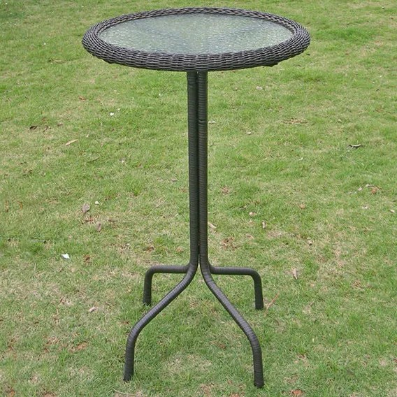 Narron Table Finish: Antique Black